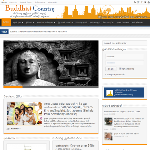 cms-web-development-pawara-concepts-buddhist-country