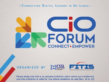 Invitation for CIO Forum 2015