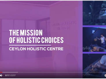Ceylon Holistic Centre Intro